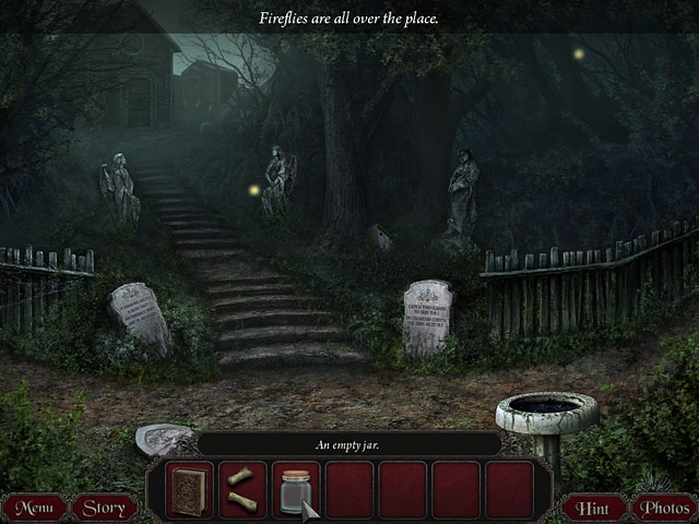 Nightmare Adventures: The Witch's Prison Screenshot