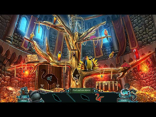 Nightmares from the Deep: The Siren's Call Collector's Edition Screenshot