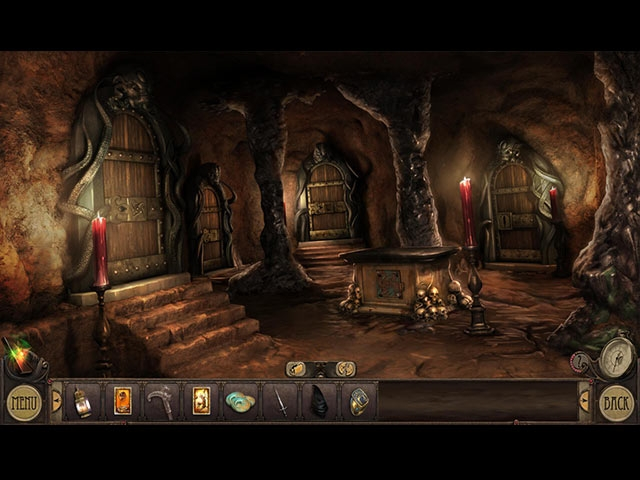 Occultus: Mediterranean Cabal Screenshot
