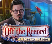 Off The Record: Liberty Stone