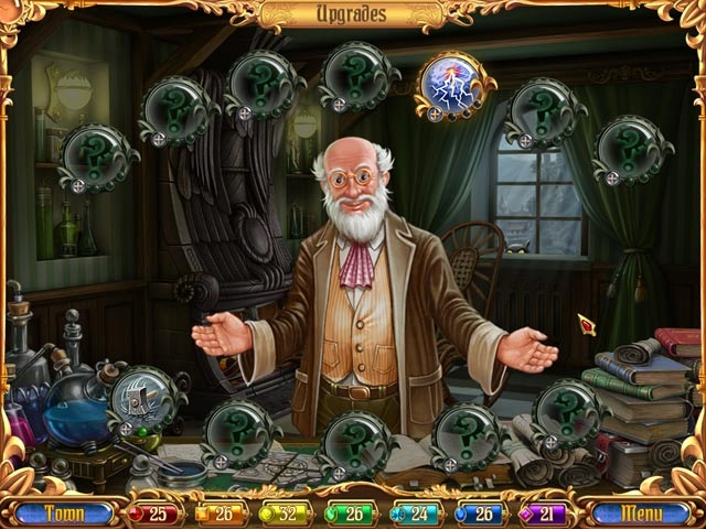 Old Clockmaker's Riddle Screenshot