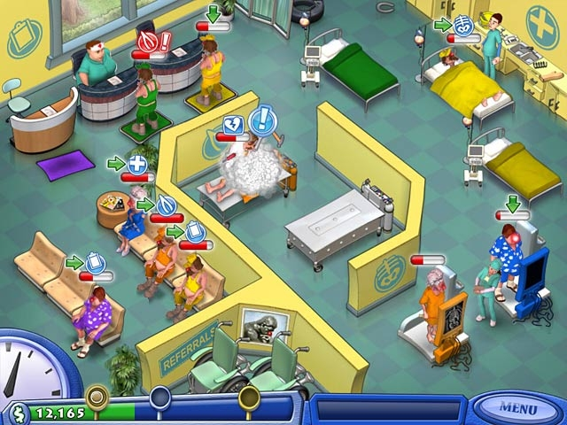 Operation Mania Screenshot