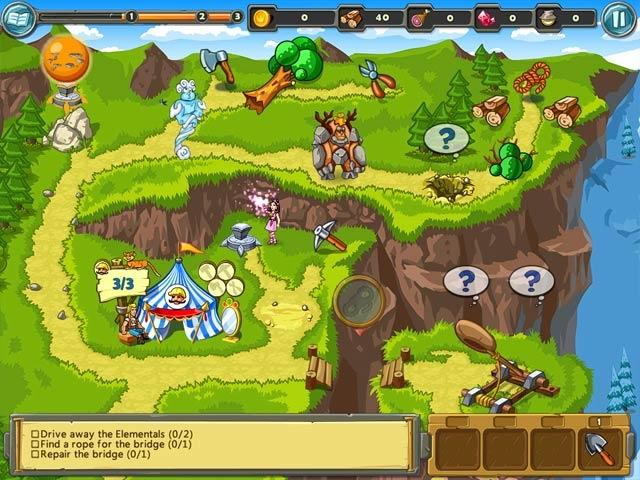 Outta This Kingdom Screenshot