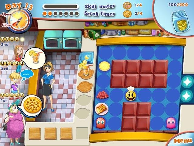 PAC-MAN Pizza Parlor Screenshot