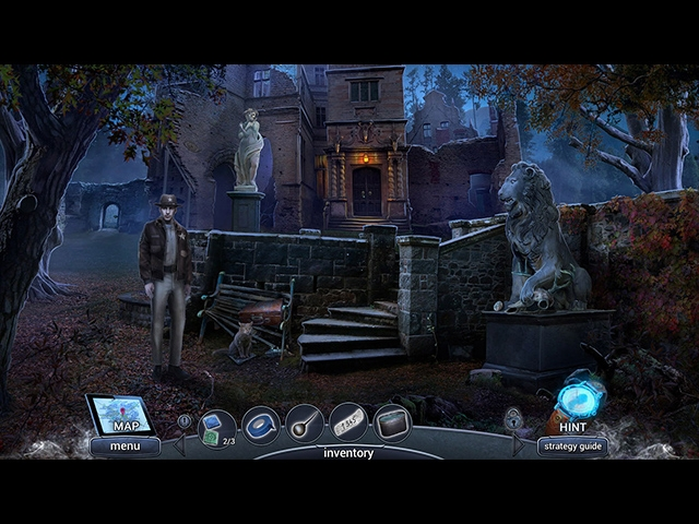 Paranormal Files: The Tall Man Collector's Edition Screenshot