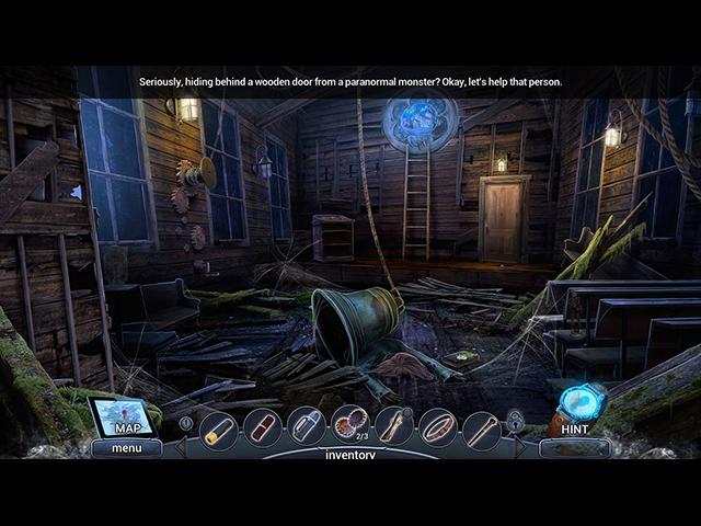 Paranormal Files: The Tall Man Screenshot