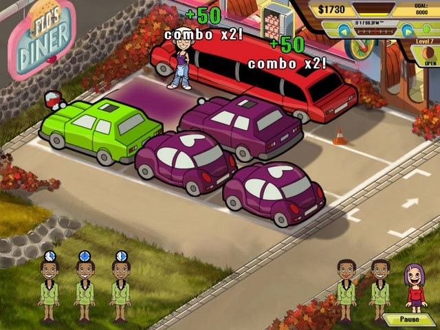 Parking Dash Screenshot