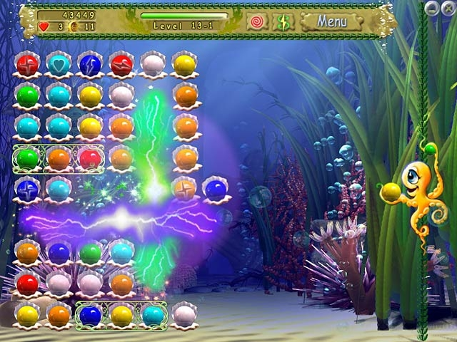 Pearl Diversion Screenshot