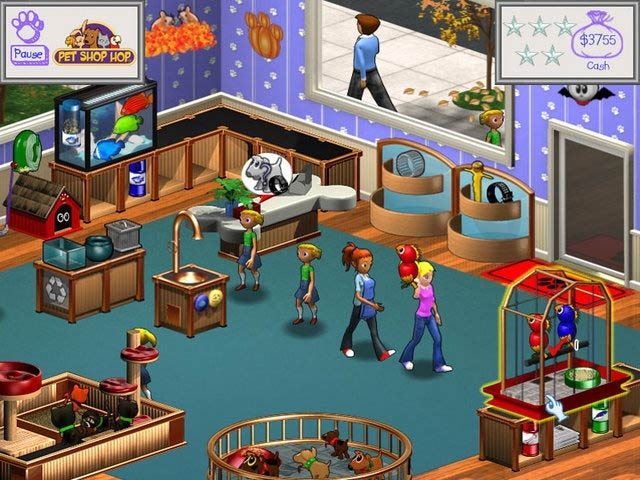 Pet Shop Hop Screenshot