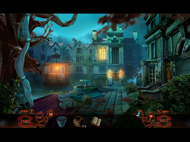 Phantasmat: Curse of the Mist Collector's Edition Screenshot