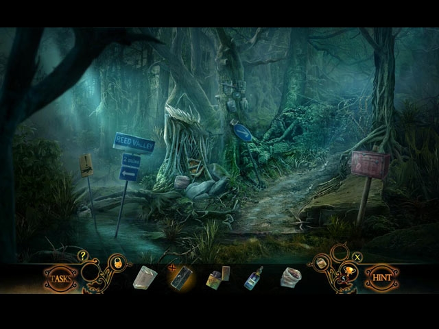 Phantasmat: D?j? Vu Collector's Edition Screenshot