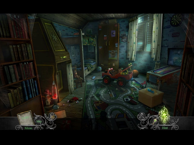 Phantasmat: Insidious Dreams Collector's Edition Screenshot