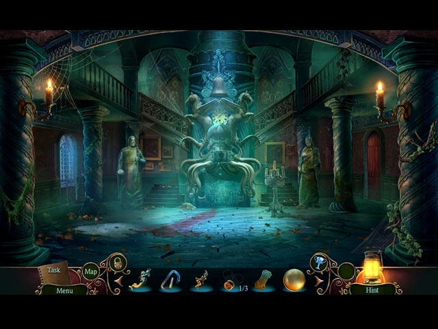 Phantasmat: Mournful Loch Collector's Edition Screenshot