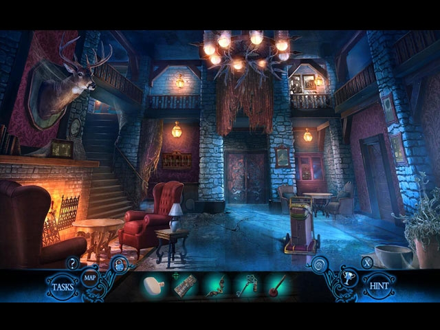 Phantasmat: Reign of Shadows Collector's Edition Screenshot