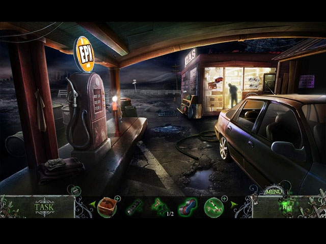 Phantasmat: Town of Lost Hope Collector's Edition Screenshot