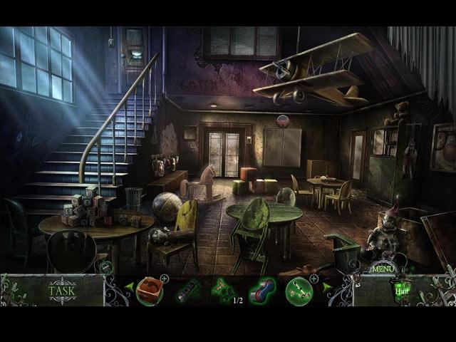 Phantasmat: Town of Lost Hope Screenshot