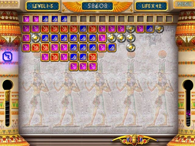 Pharaoh`s Mystery Screenshot