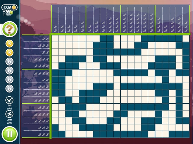 Picross Beach Paradise Screenshot