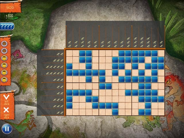 Picross Ted and P.E.T. 2 Screenshot