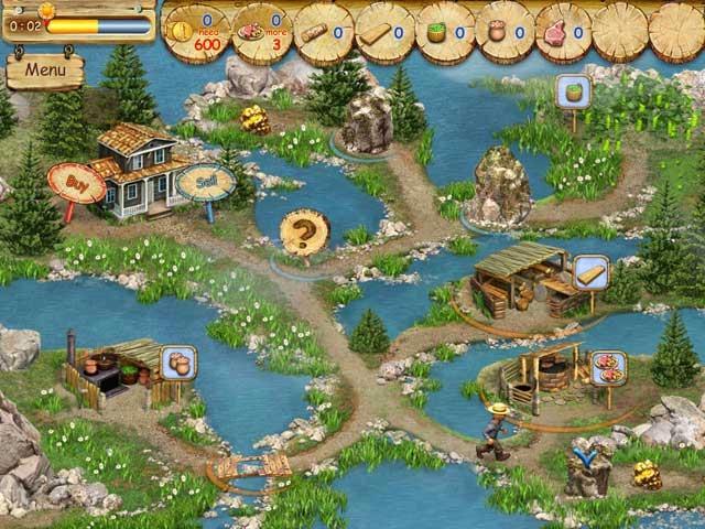 Pioneer Lands Screenshot