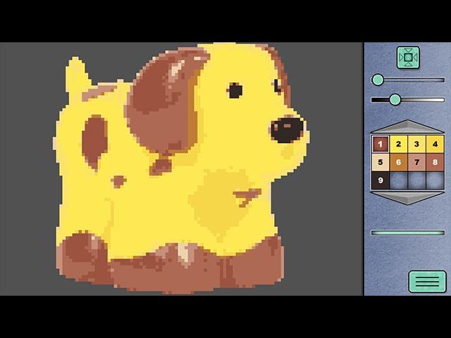 Pixel Art 3 Screenshot