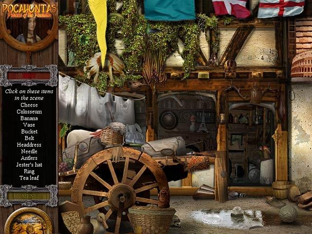 Pocahontas: Princess of the Powhatan Screenshot