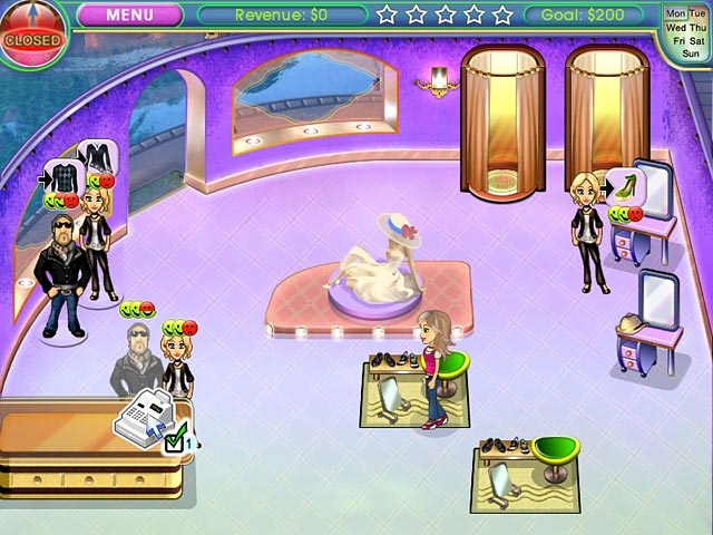 Posh Boutique 2 Screenshot