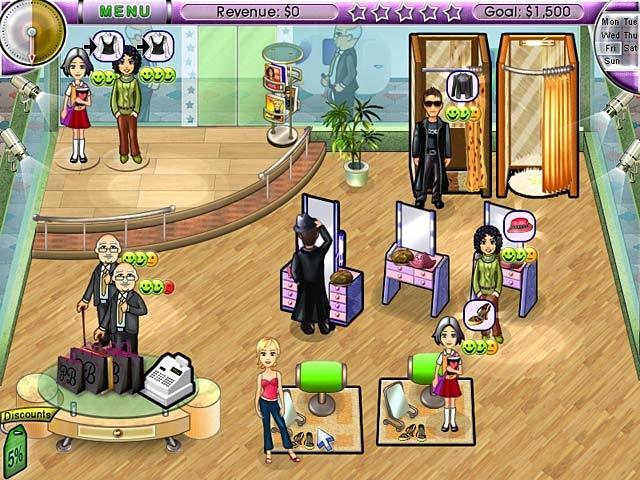 Posh Boutique Screenshot