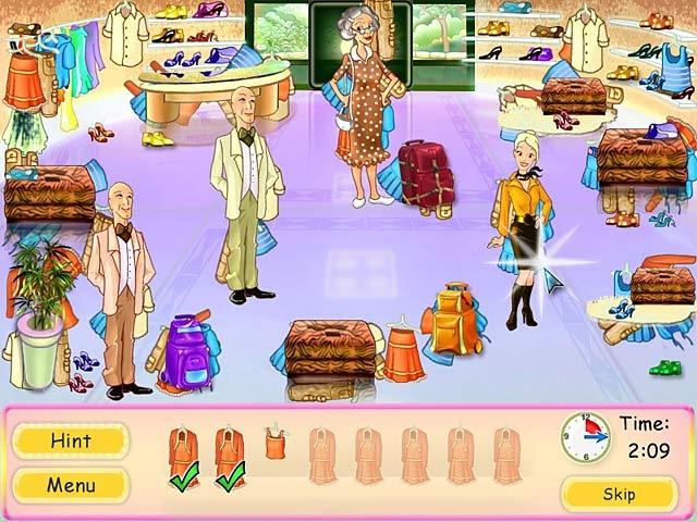 Posh Shop Screenshot