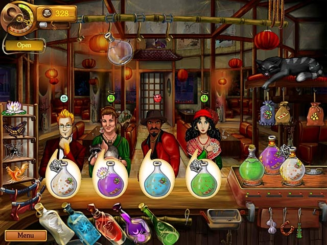 Potion Bar Screenshot