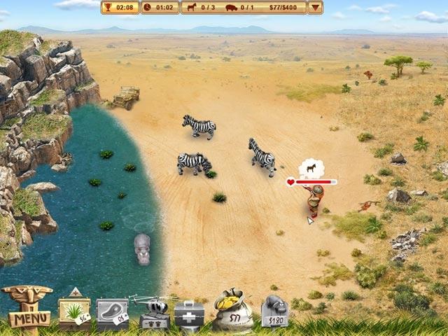 Project Rescue Africa Screenshot