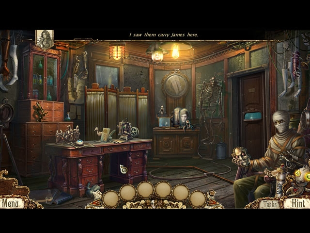 PuppetShow: Her Cruel Collection Screenshot
