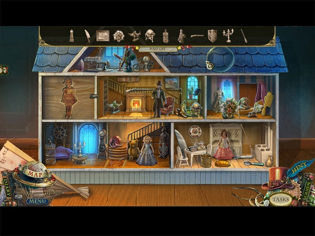 PuppetShow: Lightning Strikes Collector's Edition Screenshot