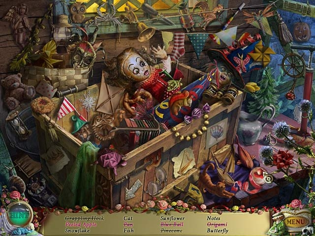 PuppetShow : Lost Town Screenshot