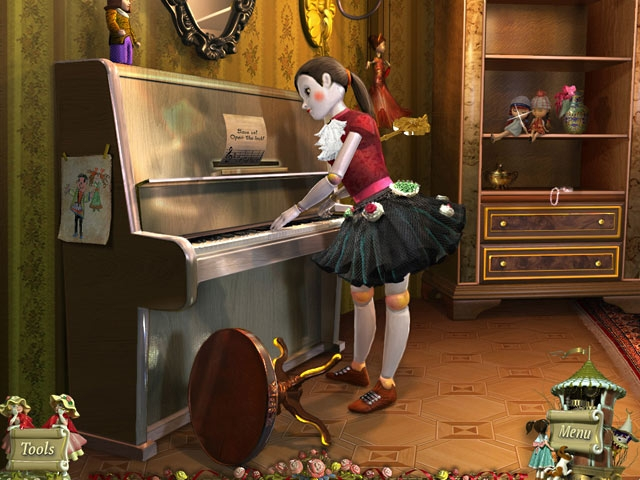 PuppetShow: Mystery of Joyville Screenshot