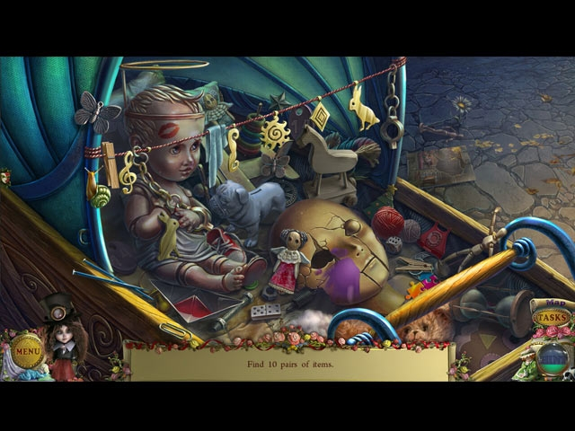 PuppetShow: The Price of Immortality Screenshot