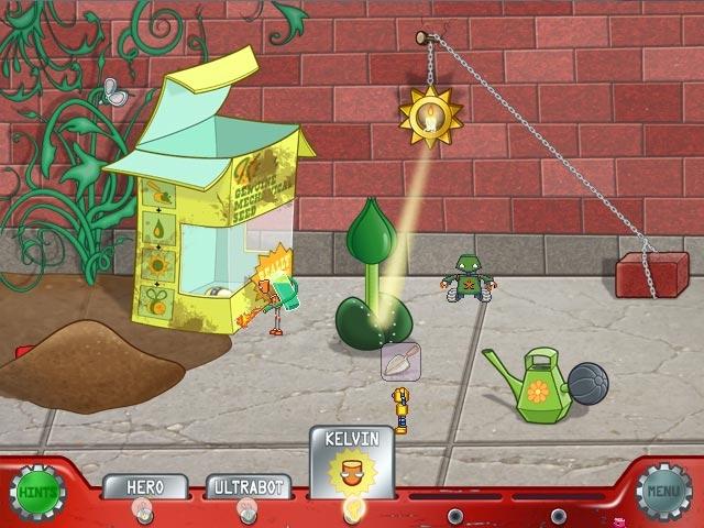 Puzzle Bots Screenshot