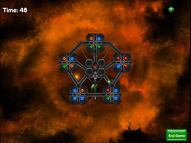 Puzzle Galaxies Screenshot