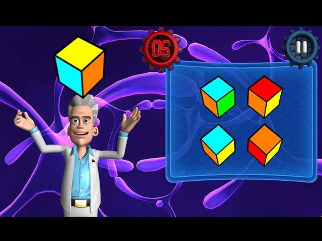 Puzzler Brain Games Screenshot