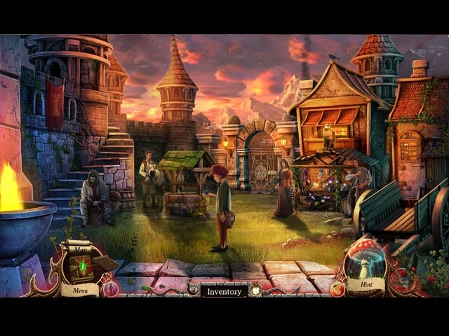 Queen's Quest 2: Stories of Forgotten Past Screenshot