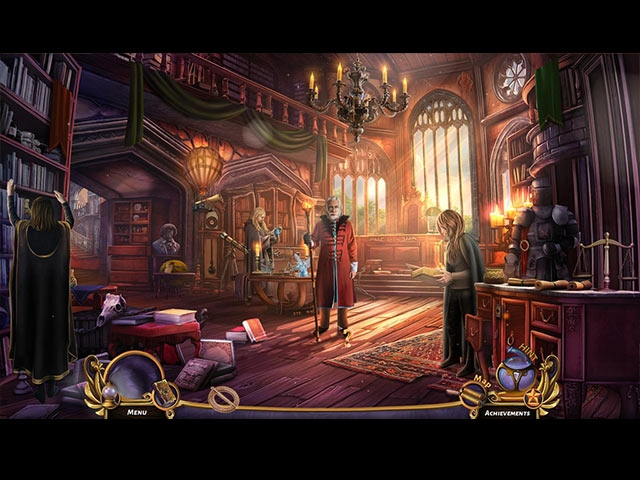 Queen's Quest III: End of Dawn Collector's Edition Screenshot