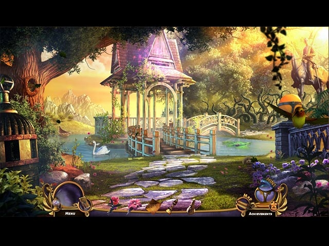 Queen's Quest III: End of Dawn Screenshot