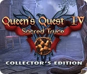 Queen's Quest IV: Sacred Truce Collector's Edition