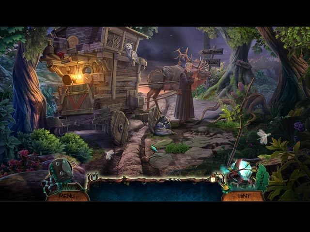 Queen's Quest IV: Sacred Truce Collector's Edition Screenshot