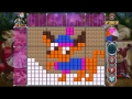 Rainbow Mosaics 10: Christmas Helper, screenshot #1
