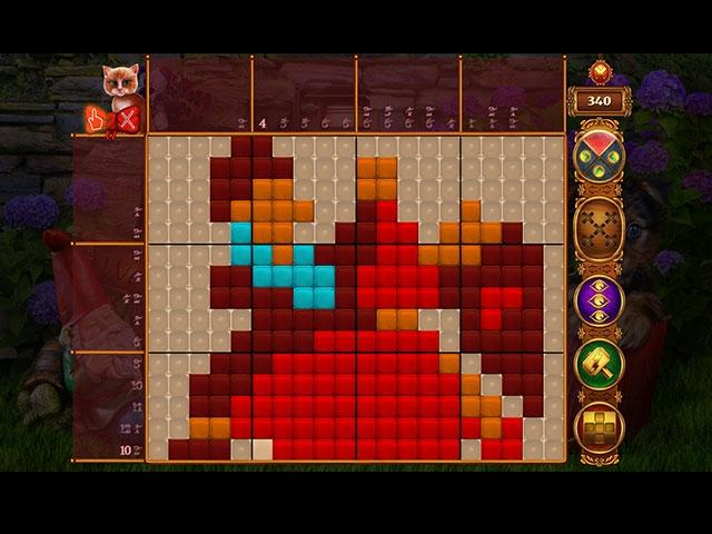 Rainbow Mosaics: Blooming Garden Screenshot