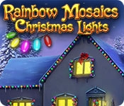 Rainbow Mosaics: Christmas Lights
