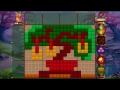 Rainbow Mosaics: Love Legend, screenshot #1
