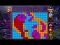 Rainbow Mosaics: Love Legend, screenshot #2