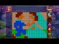 Rainbow Mosaics: Love Legend, screenshot #3